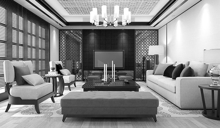 High Net Worth insurance teaser image - black and white